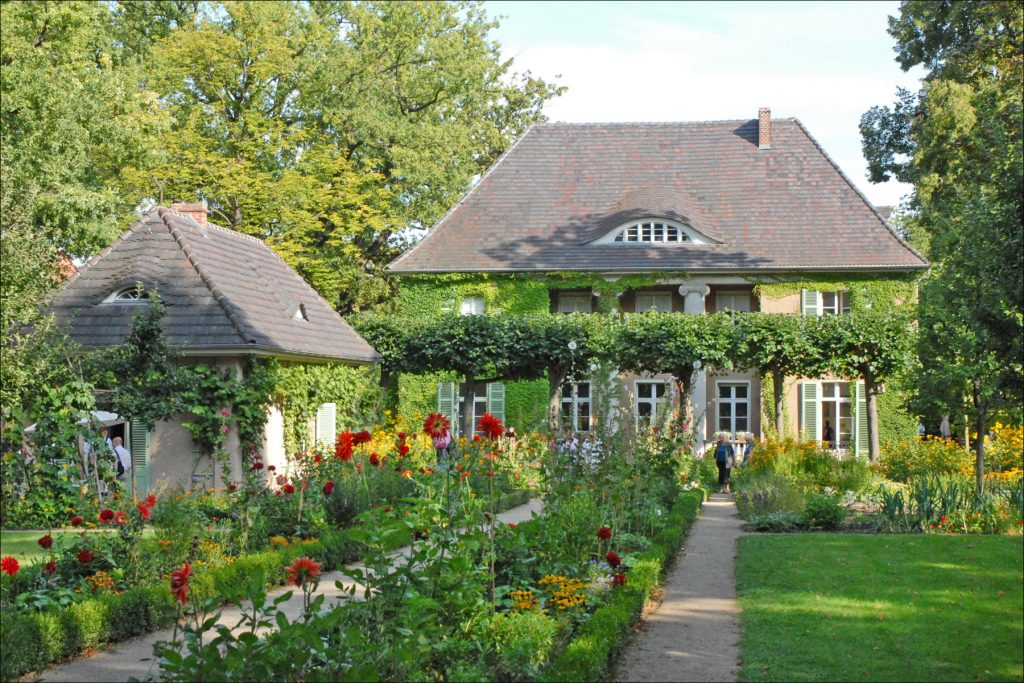 Max Liebermann's villa on the outskirts of Berlin