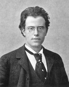 Gustav Mahler, whose second symphony was first performed in Berlin in 1895